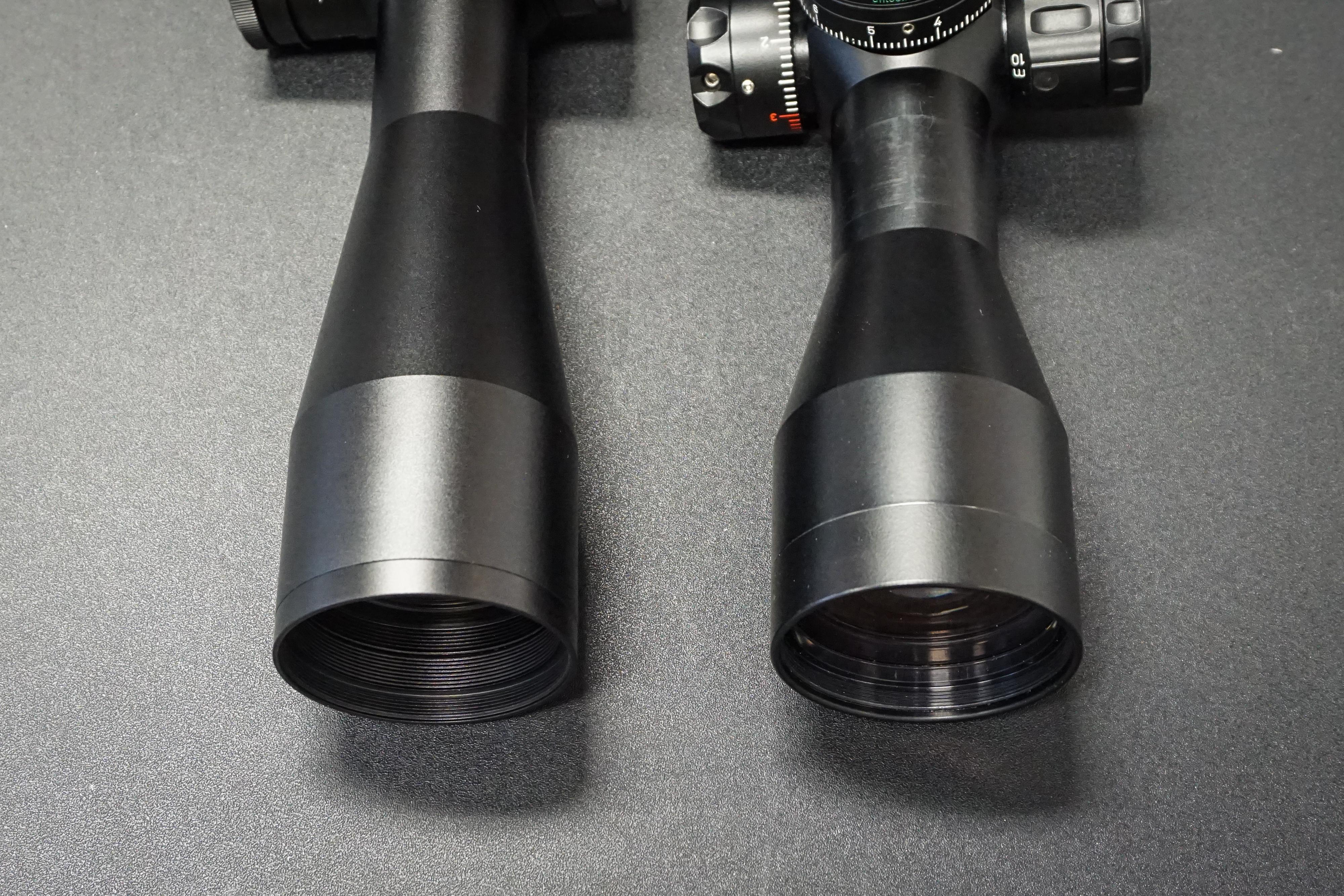 S&B 3-20x50 PM II vs IOR 3-25x50 IL Lutaz