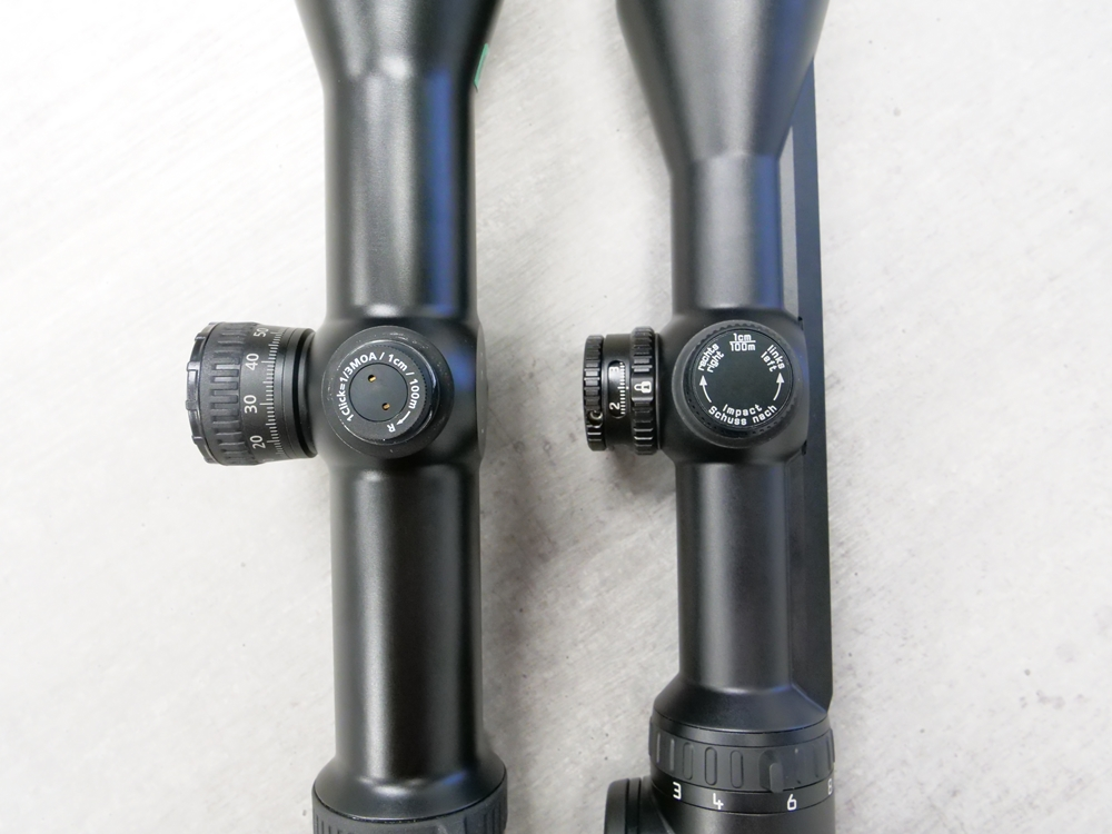 Leica Magnus 1.8-12×50 VS Zeiss Victory V8 1.8-14×50