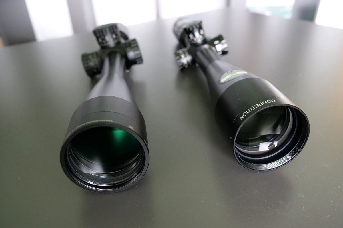 You are currently viewing Vortex Golden Eagle 15-60×52 vs Nightforce Competition 15-55×52