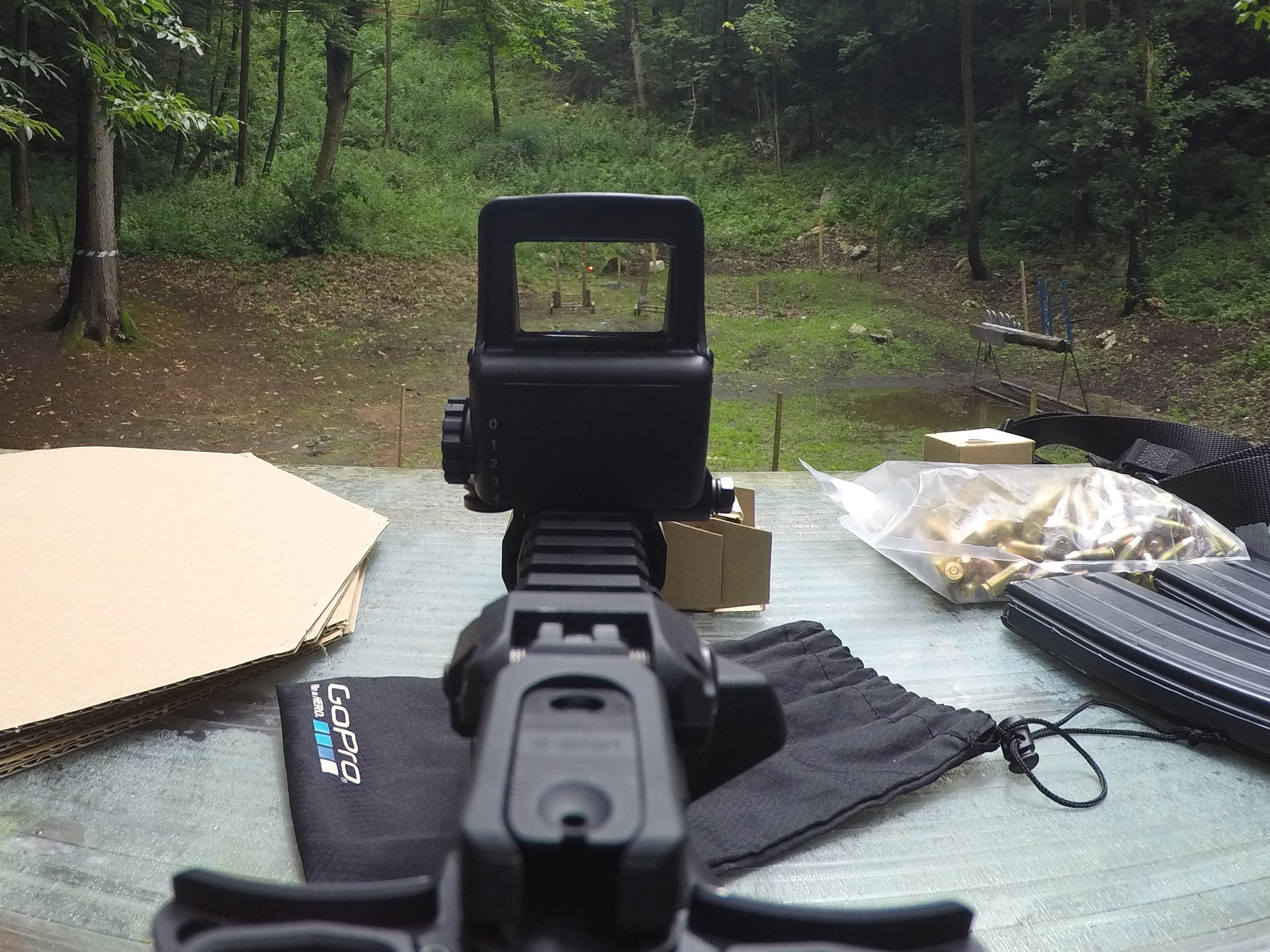 A look through the M5