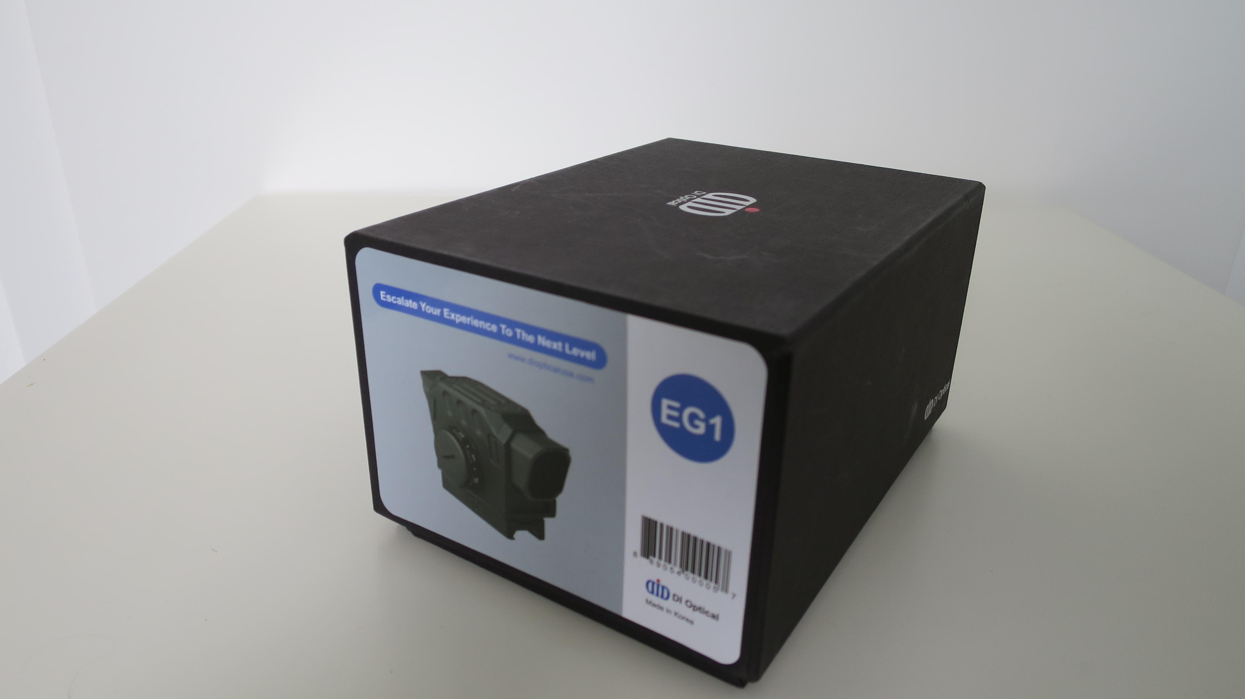 EG1's box