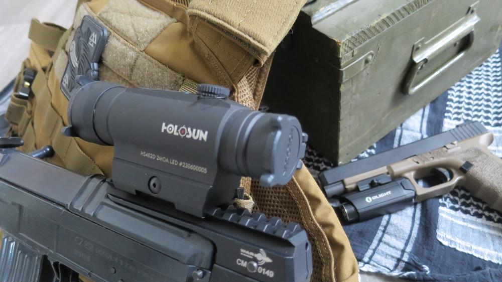 Holosun HS402D