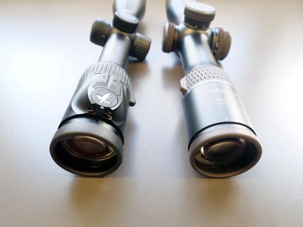 Blaser Infinity 2.8-20×50 IC vs Swarovski Z8i 2-16×50