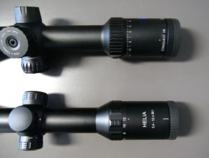 Zeiss Conquest V6 2.5-15×56 vs Kahles Helia 2.4-12×56