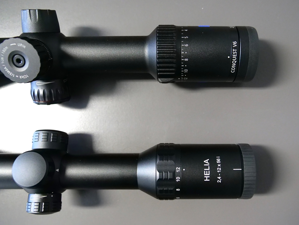 Read more about the article Zeiss Conquest V6 2.5-15×56 vs Kahles Helia 2.4-12×56