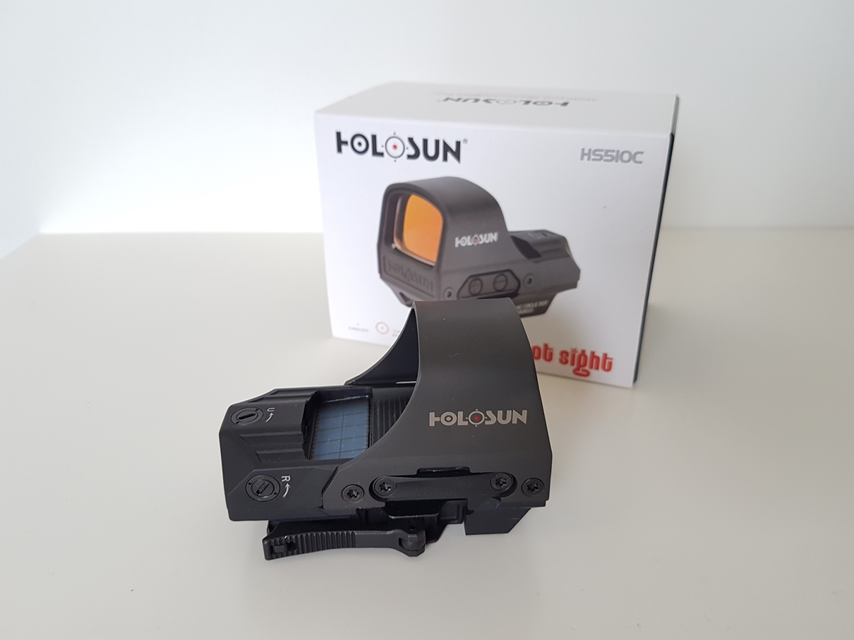 Holosun HE510C vs C-More Railway